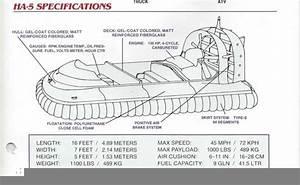 Hovercraft Wiring Diagram