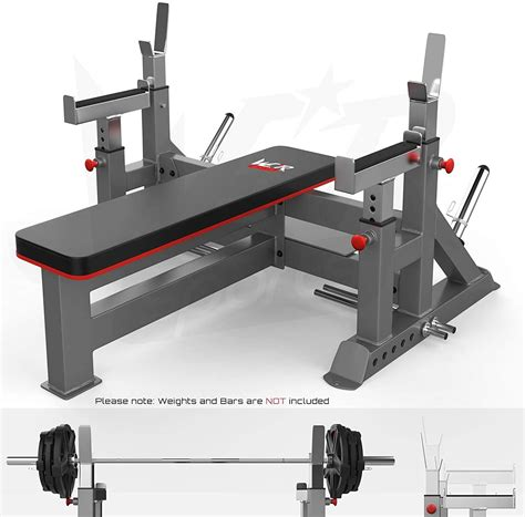 sports commercial weight bench bar rack weight plate rack chest press bench weights