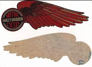 Harley Davidson patch | wings | Pinterest | Harley davidson