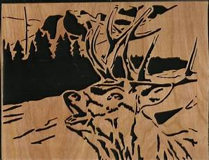 Band Saw For Deer Patterns - Patterns Kid