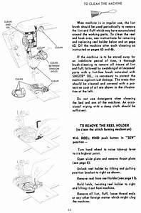 U041e U0431 U0449 U0438 U0435 - Singer Manual Model 7462
