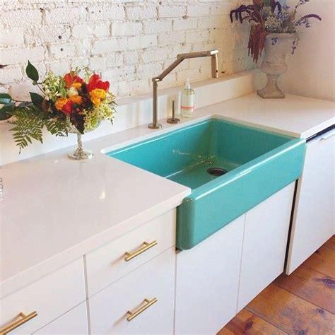 coloured sinks kitchens 5 popular kitchen design trends rhiannon s interiors 2369