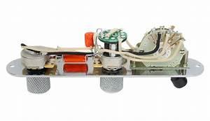 920d Custom Shop Fender Telecaster 4 Way Baja Control