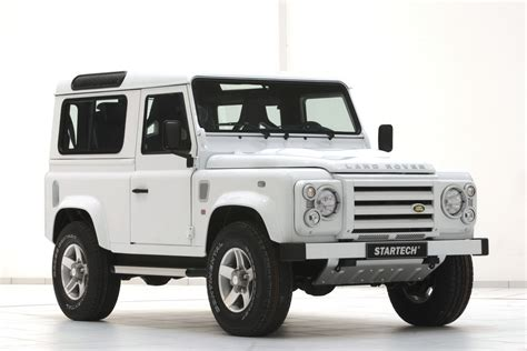 land ro startech land rover defender 90 yachting