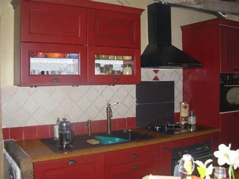 cuisine lapeyre bistrot decoration cuisine style bistrot