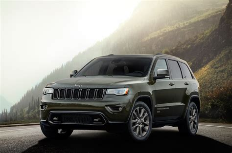jeep models jeep celebrates 75th birthday with special edition models