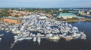 Annapolis Boat Shows Southern Boating Yachting Autos Post