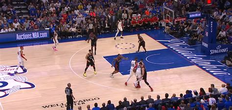 nba playoff  rcap  maggio embiid trascina  sixers