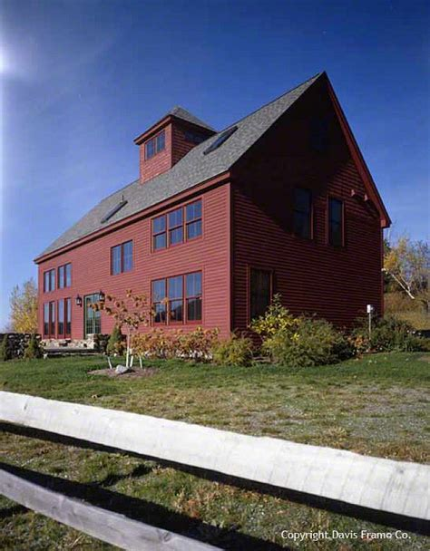 Haus Mit Scheune by Classic Barn Timber Frame Homes Home Design And Decor Ideas