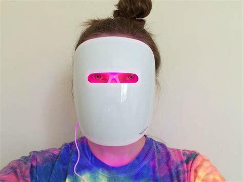 acne light mask neutrogena light therapy acne mask review