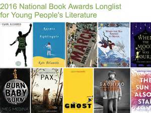 The National Book Awards Longlist Young Peoples | Autos Post