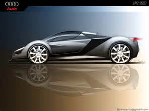 Audi R10 Supercar Concept
