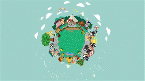 Animal Crossing Desktop Wallpaper - animal crossing wallpapers 76 pictures