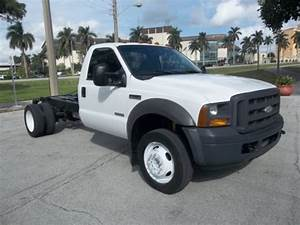 Buy Used 2005 Ford F450 Cab  U0026 Chassis Diesel Superduty 4x2