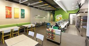 For the first time in nearly 20 years, Subway stores are