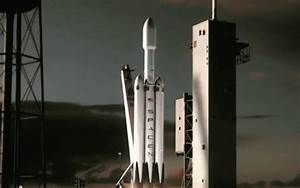 Watch how SpaceX imagines a perfect Falcon Heavy launch ...