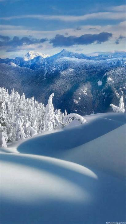 Iphone Snow 1080p Wallpapers Winter Plus Vertical