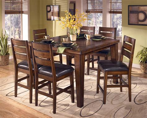 what is a butterfly leaf on a dining room table larchmont 7 piece butterfly leaf counter height dining set