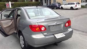 Toyota Corolla Ce 2004