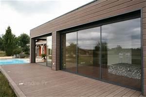 Bardage Façade Maison : bardage bois tout savoir sur le bardage bois ~ Nature-et-papiers.com Idées de Décoration