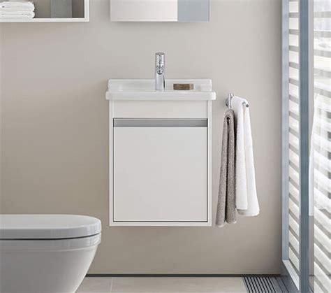 bathroom tops with sinks duravit ketho 1 door 440mm unit with 480mm starck 3 basin 1690
