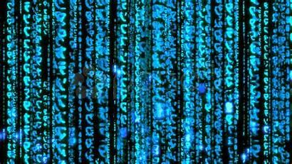 Matrix Hacker Numbers Coding Binary Digital Data