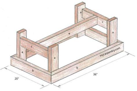 free simple end table plans simple coffee table plans diywoodtableplans