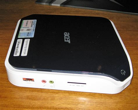Modding The Acer Revo Bittechnet