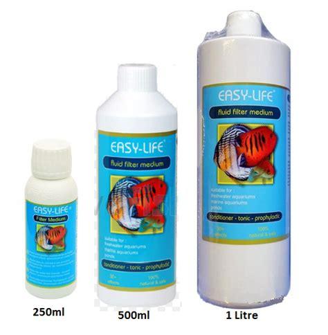 seaview aquarium centre easy fluid filter medium