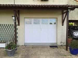 les realisations en menuiserie de solabaie poitiers With porte de garage pvc blanc