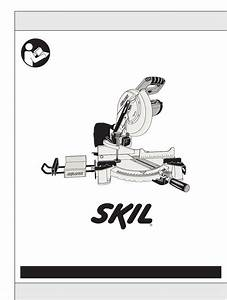 Skil Saw 3800 User Guide