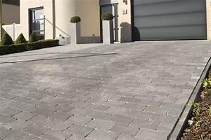 pave stonehedge marlux un pave en beton elegant au look With dalle pour allee de jardin 13 carrelage pave dalle beton pierre naturelle et
