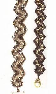 Free Tutorial By Diagram Bead Bracelet