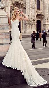 eddy k 2017 wedding dresses milano bridal collection With wedding dresses 2017 mermaid