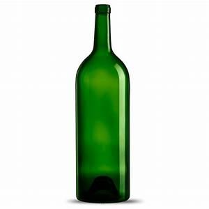 Bouteille En Verre Vide : bouteille magnum bordeaux ~ Teatrodelosmanantiales.com Idées de Décoration