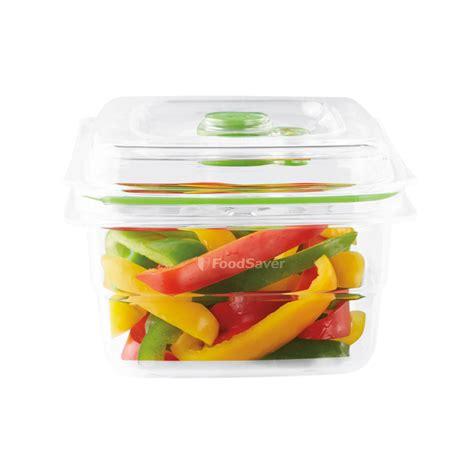 container cuisine foodsaver fresh food storage container 1 2l vacuum
