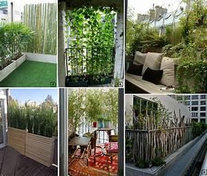 Cacher Vis A Vis Plongeant : prot gez votre balcon du vis vis bnbstaging le blog ~ Melissatoandfro.com Idées de Décoration