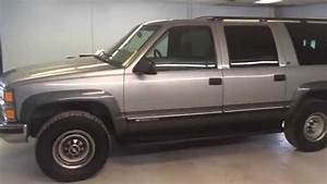 1999 Chevy Suburban 2500 4x4