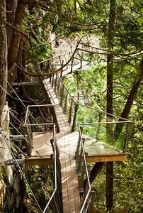 Capilano Suspension Bridge Canyon Lights Tickets Gallery Capilano Suspension Bridge Park