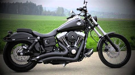 Harley Davidson Dyna Wide Glide 2012
