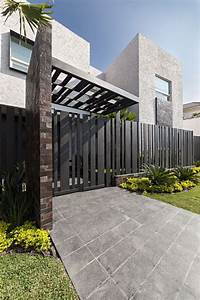 newest modern house design ideas home exterior decorating With entrance gate designs for home