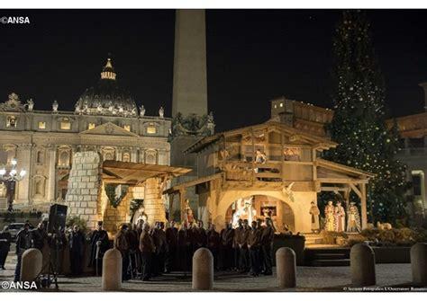 si鑒e vatican božični večer v vatikanu in sveti deželi radio ognjišče