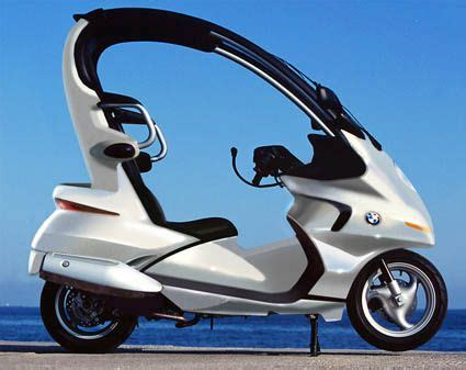 2 Person Scooter Bmw by Wip Origin X1 Concept Not Finished Shown At