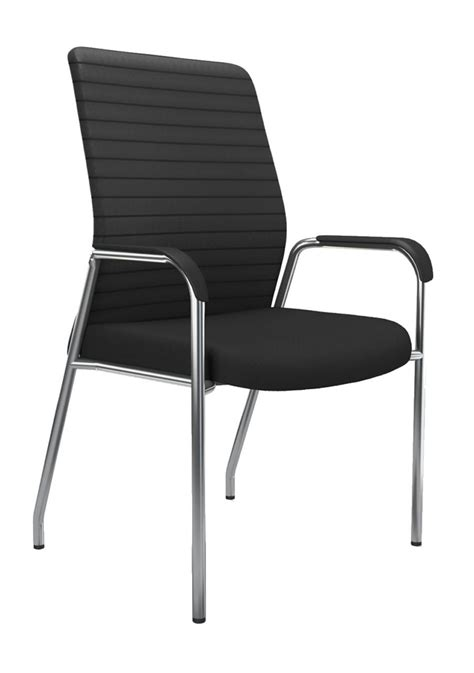 Office Chairs For Guests by Icentric Mesh Guest Chair Ergocentric