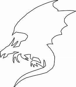 Flying Dragon clip art - vector clip art online, royalty ...
