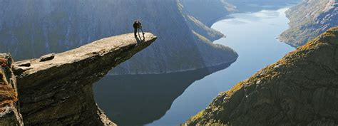 Top 5 hikes - Fjord Norway