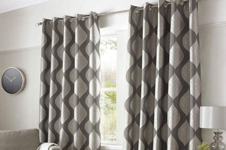 Loop Curtains   Ambience Home Interiors & Exteriors