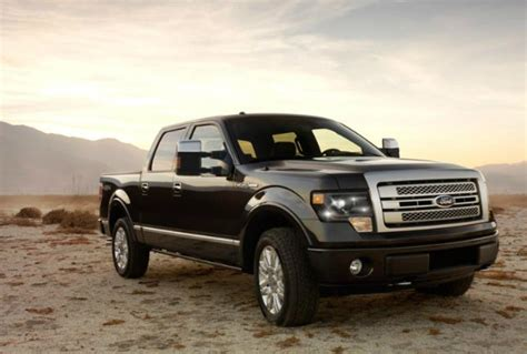 luxury ford trucks review ford f 150 an unlikely luxury car ny daily news