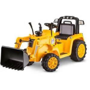 cat tractors kidtrax cat bulldozer tractor 6v battery powered ride on