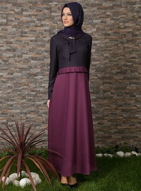 trendy hijab fashion  winter dress models  muslim womens